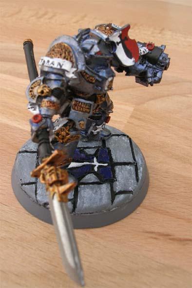 Mon armée de chevaliers gris T1