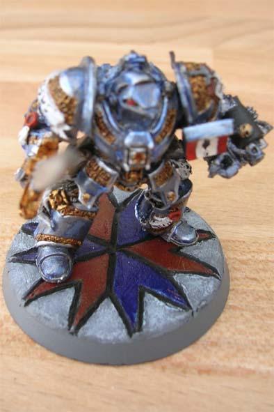 Mon armée de chevaliers gris T3