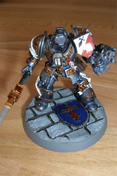 Mon armée de chevaliers gris T5
