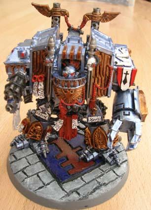 Mon armée de chevaliers gris D4