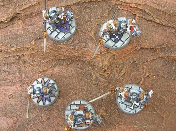 Mon armée de chevaliers gris Gk-dessus