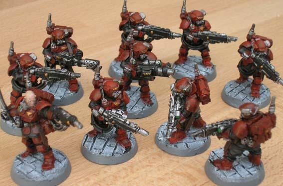 Mon armée de chevaliers gris Tot11