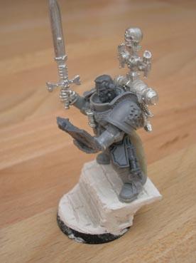 Mon armée de chevaliers gris DSCN1998